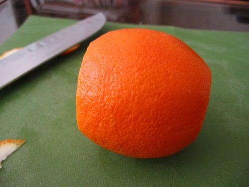 Candied Citrus Peel