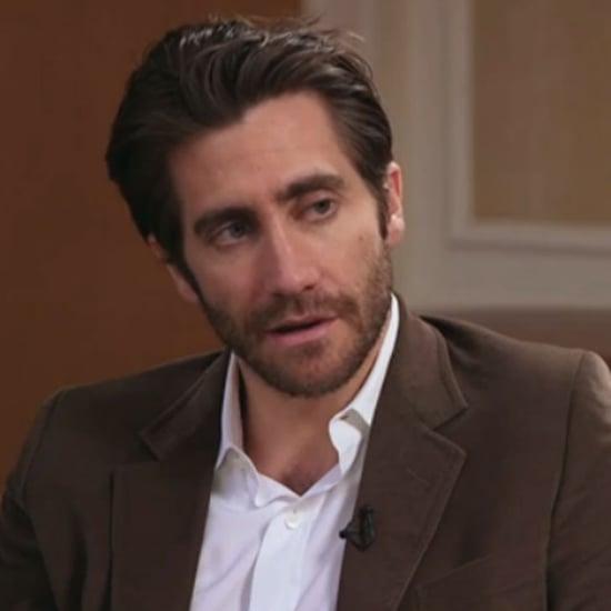 Jake Gyllenhaal Talks About Heath Ledger's Death Video 2016