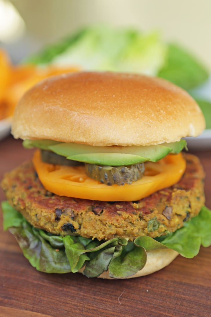 Falafel Burger | Food Video | POPSUGAR Food