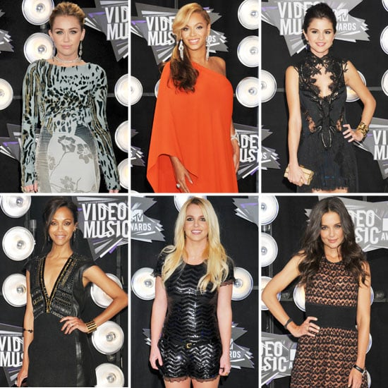 The VMAs Are Tonight — Tune In to Our Red-Carpet Coverage!