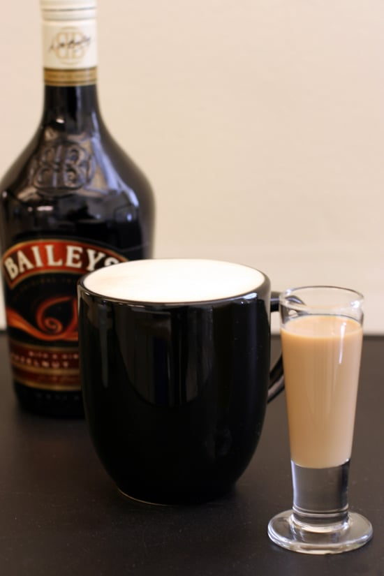 Baileys In Coffee In The Morning