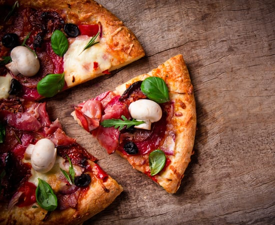 How Many Calories In One Slice Of Pizza Popsugar Fitness Australia