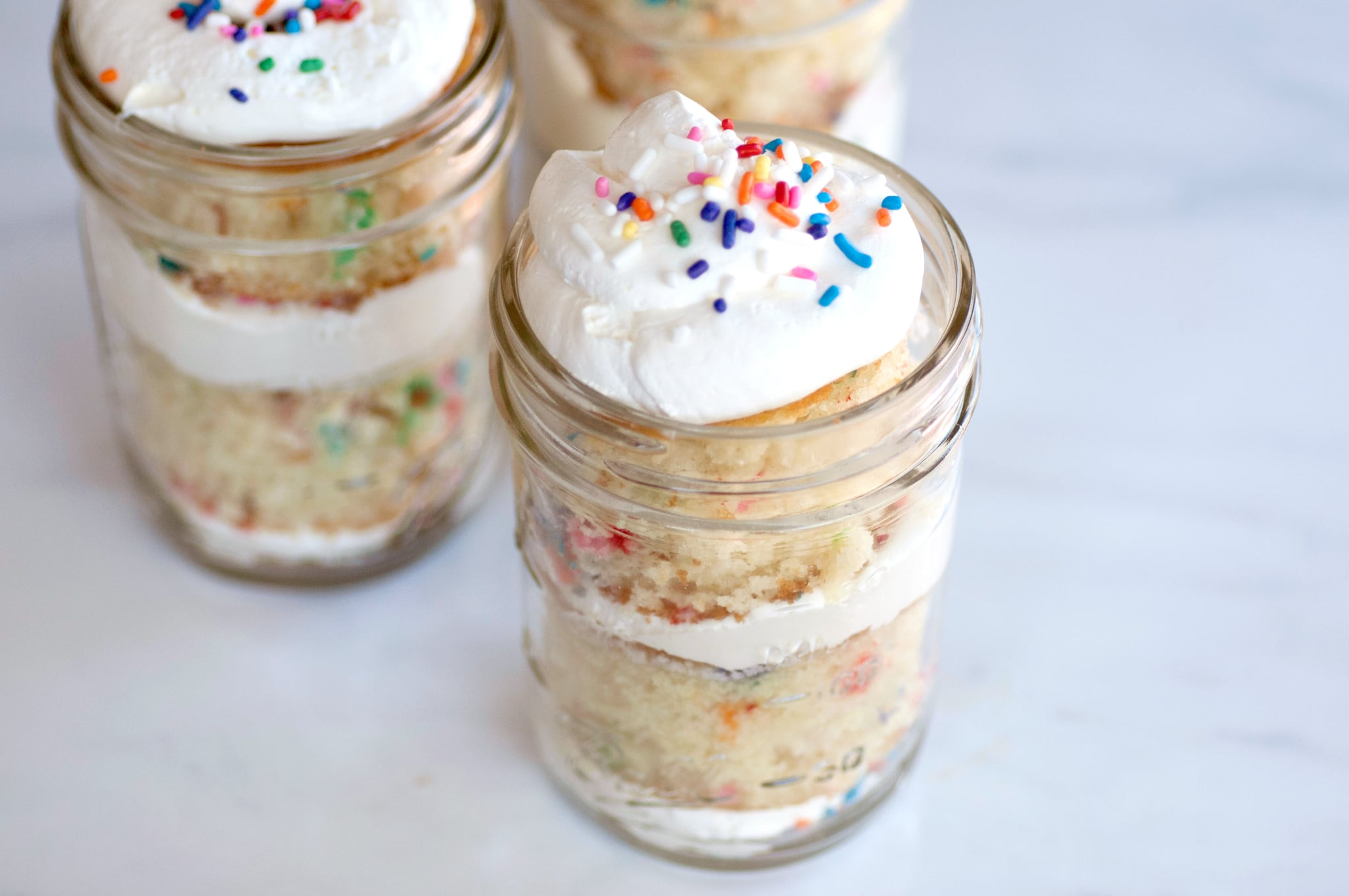 Party Pop Cup Cake Mix