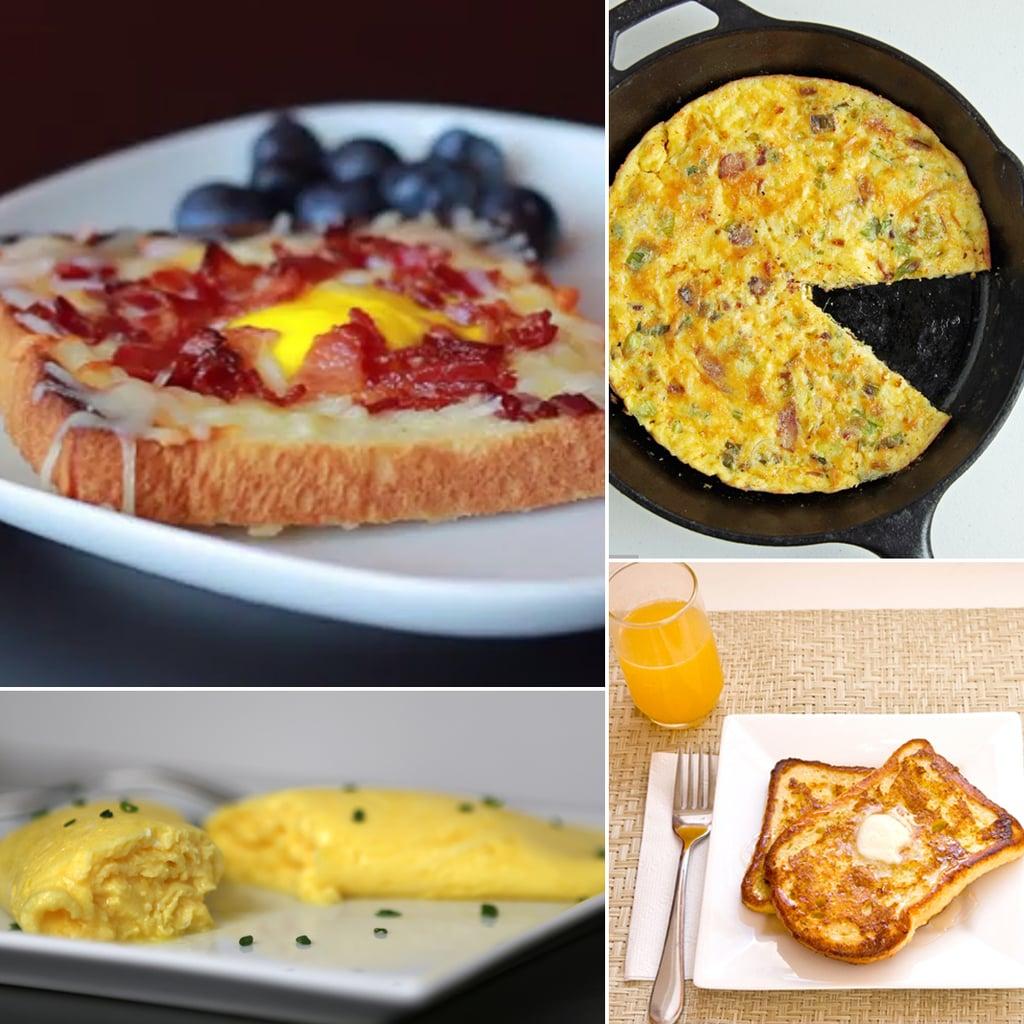 Egg-cellent, Easy Breakfast Recipes