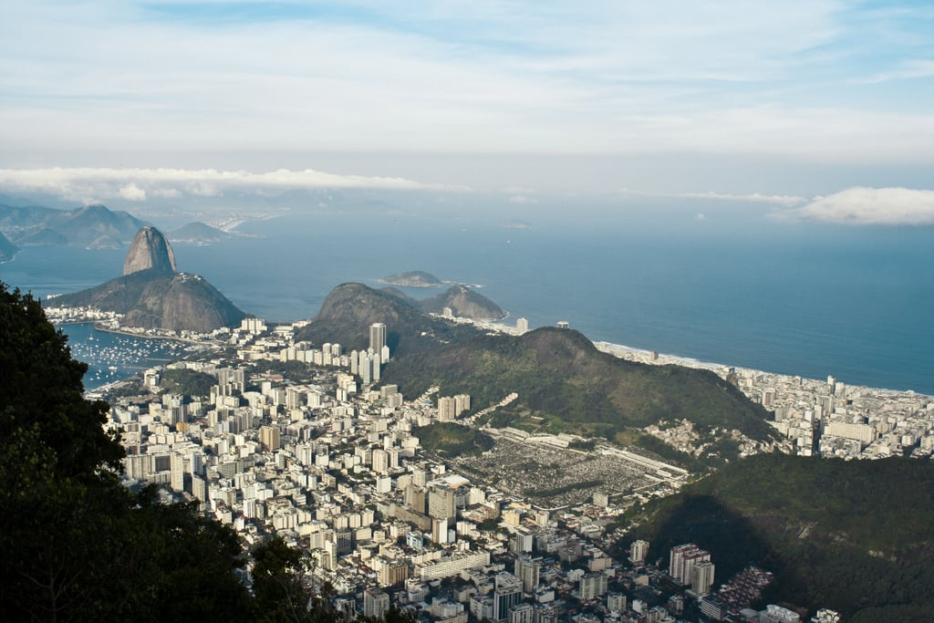 If You Have Olympic Fever, It's Time to Plan a Trip to Rio de Janeiro