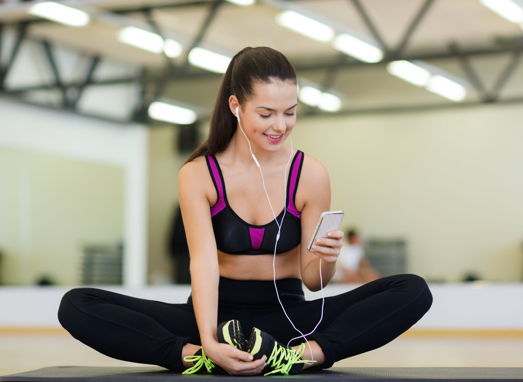 These Fitness Apps Will Make You Want to Go to the Gym This Weekend
