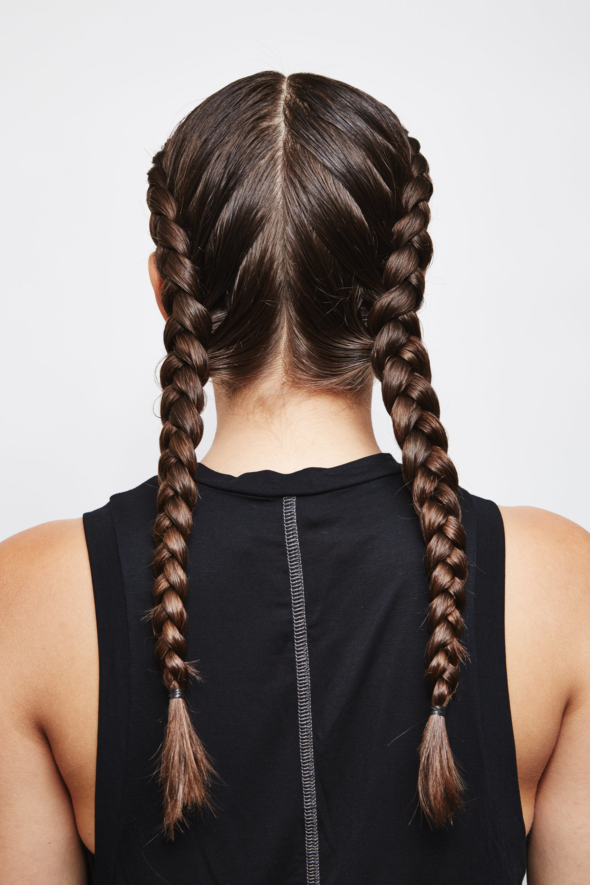 The History Of The French Braid Popsugar Beauty