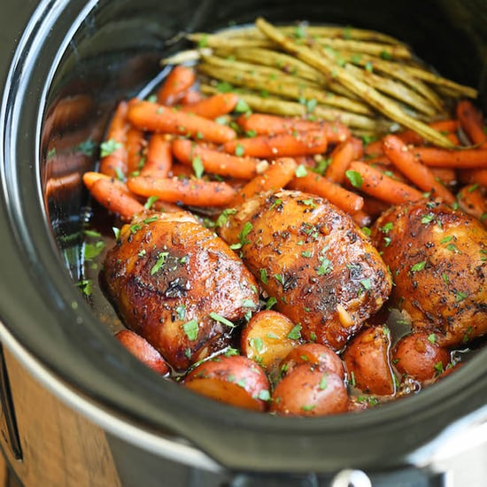 Slow-Cooker Chicken Recipes