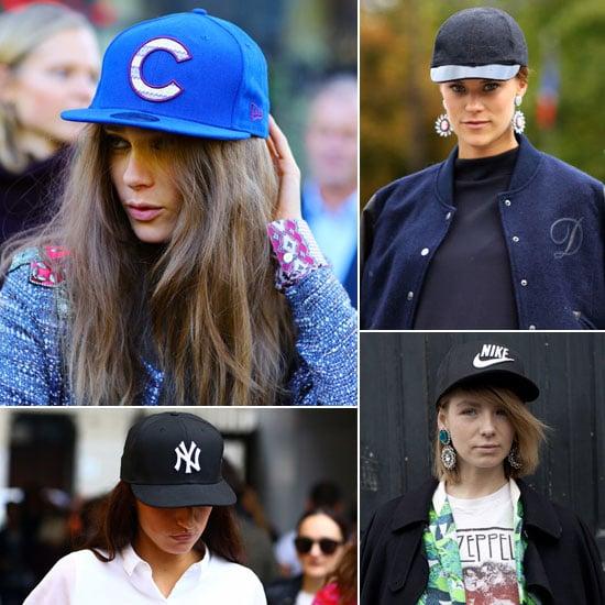 Cute Women S Baseball Caps Popsugar Fashion