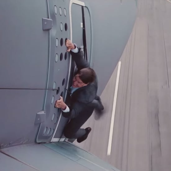 Tom Cruise's Mission: Impossible — Rogue Nation Stunt Video