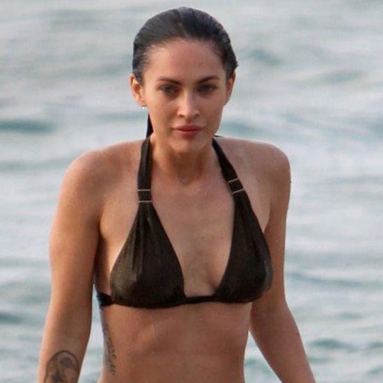 Megan Fox Hottest Bikini Pictures