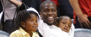 The Cutest Pictures of Kevin Hart and His Mini-Me Kids