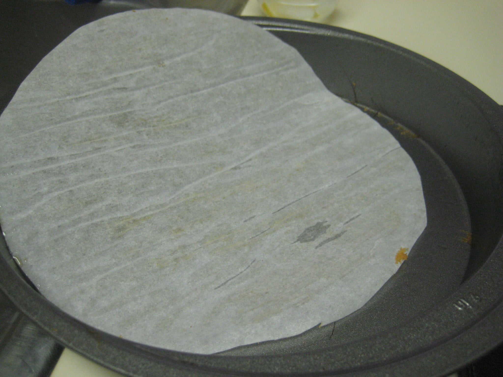 Simple Tip Line Cake Pans With Parchment Paper Popsugar