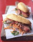 Vietnamese Steak Sandwiches