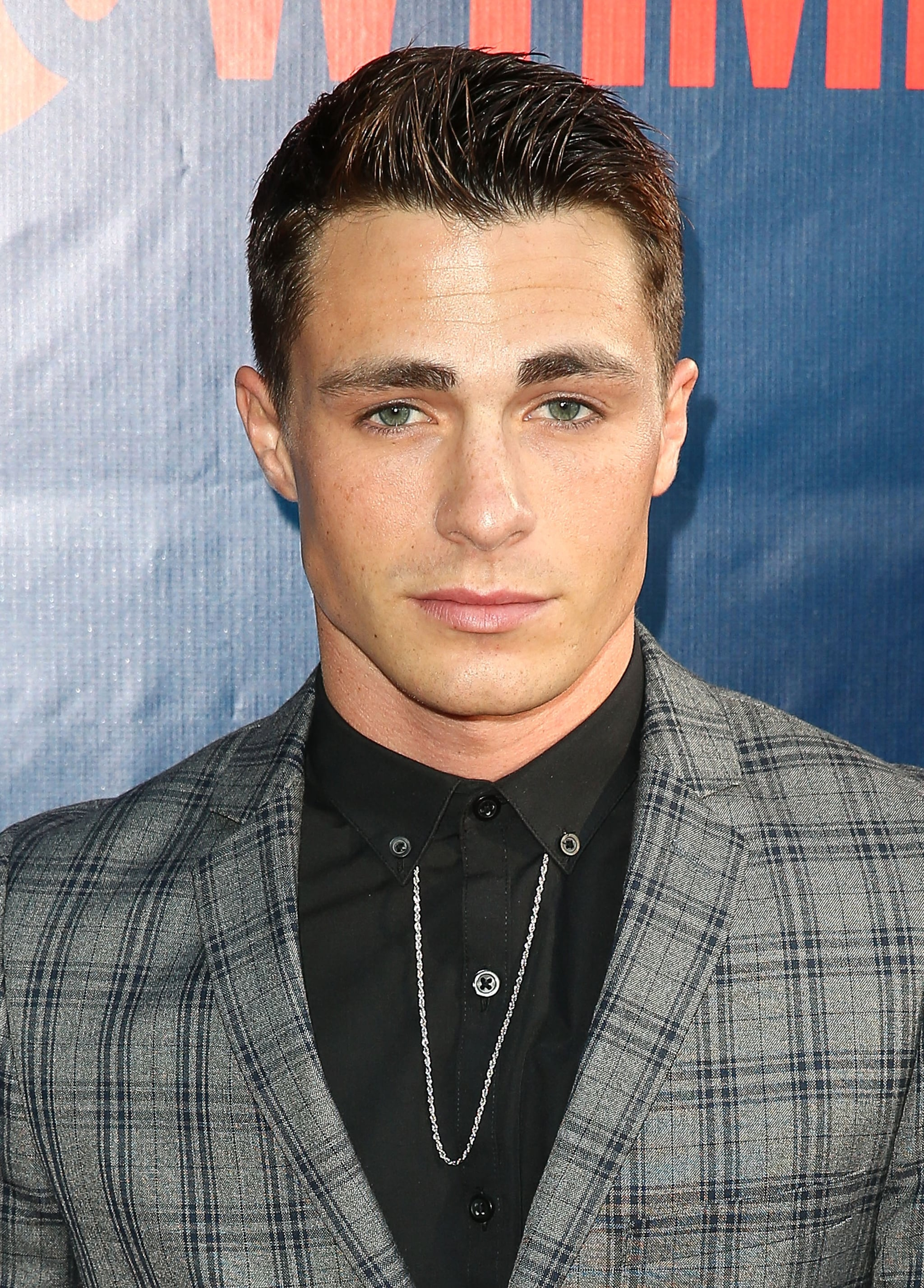 Colton Haynes Live Tweets First Date Popsugar Love Amp Sex