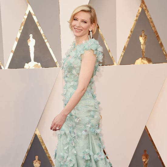 Cate Blanchett's Dress at Oscars 2016