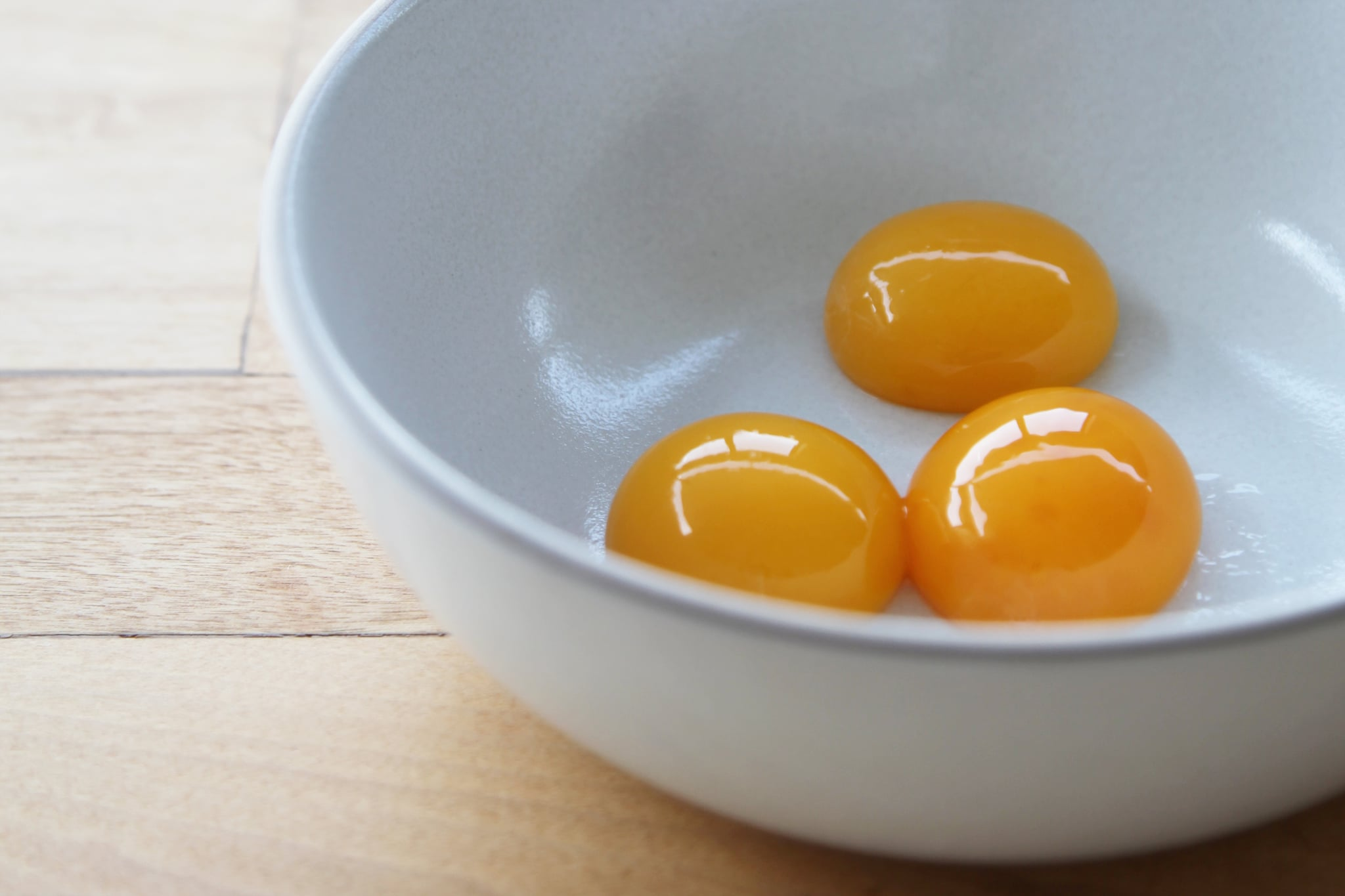 What to do with egg yolks popsugar food - What to do with leftover whites and yolks four simple recipes ...