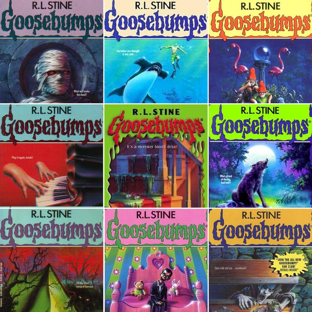 Books Like Goosebumps For Younger Kids