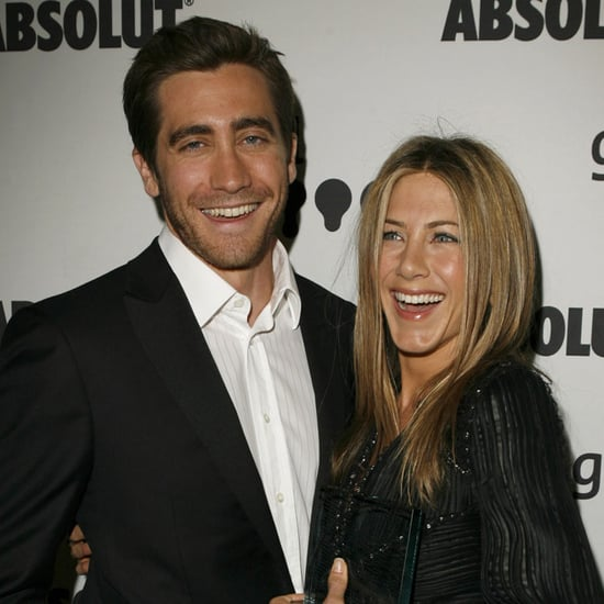 Jake Gyllenhaal Talks Crush on Jennifer Aniston April 2016