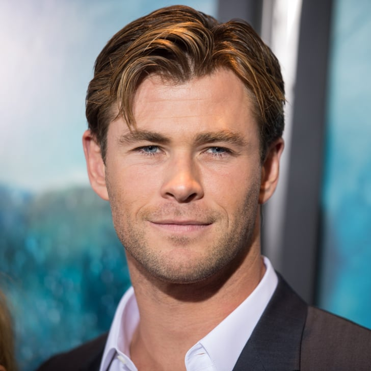Chris Hemsworth Dropped to 500-Calories-a-Day Diet for 'In the Heart of the Sea'