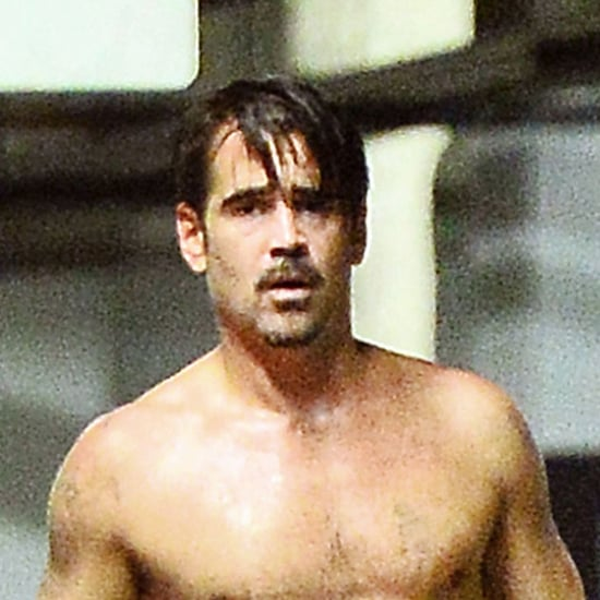 Colin Farrell Shirtless Photos