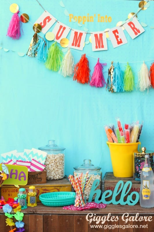Summer Party Ideas For Kids Popsugar Family