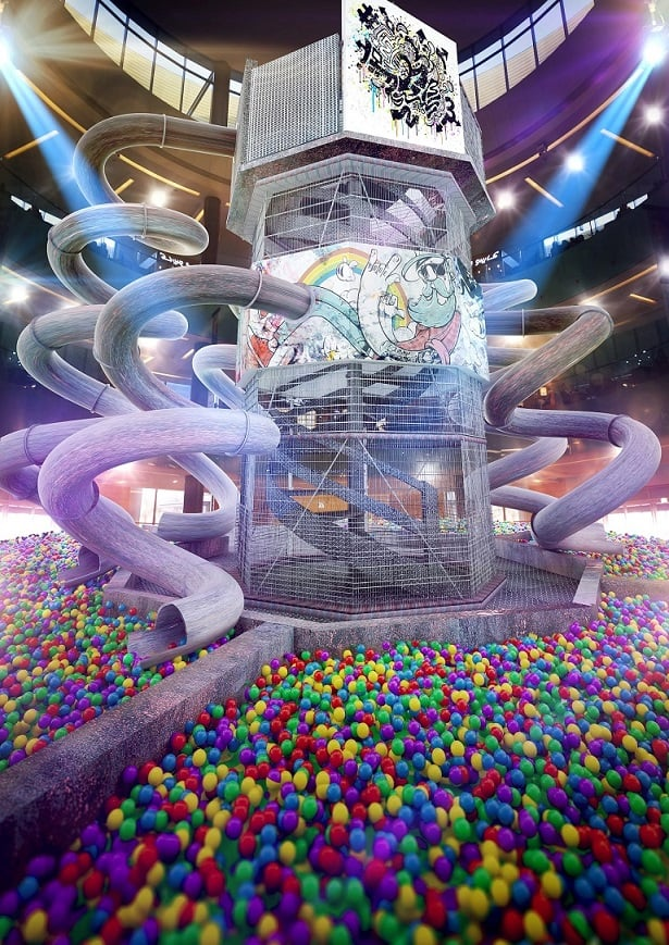 Star Auto Mall >> Giant Ball Pit at Dubai Mall For August   POPSUGAR Middle ...