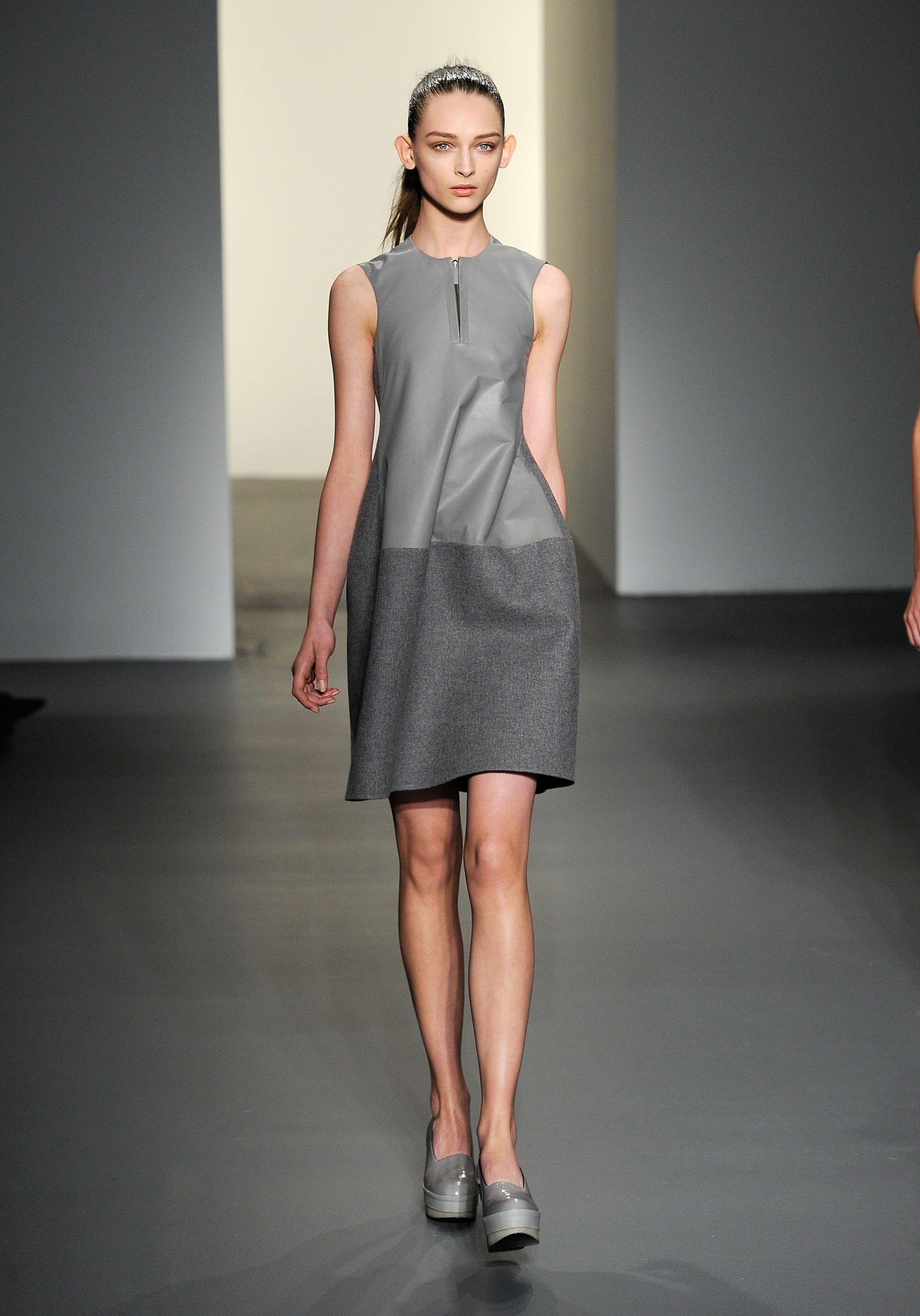Calvin Klein Autumn/Winter 2011 / 2012 in New York Fashion Week