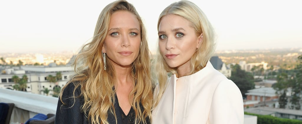 Mary-Kate and Ashley Olsen Shed All Their Layers For 1 Special Piece