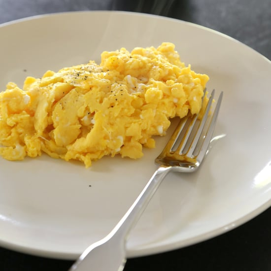 how to cook the best scrambled eggs ever