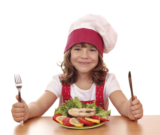 How To Get Kids To Eat Fish Popsugar Moms