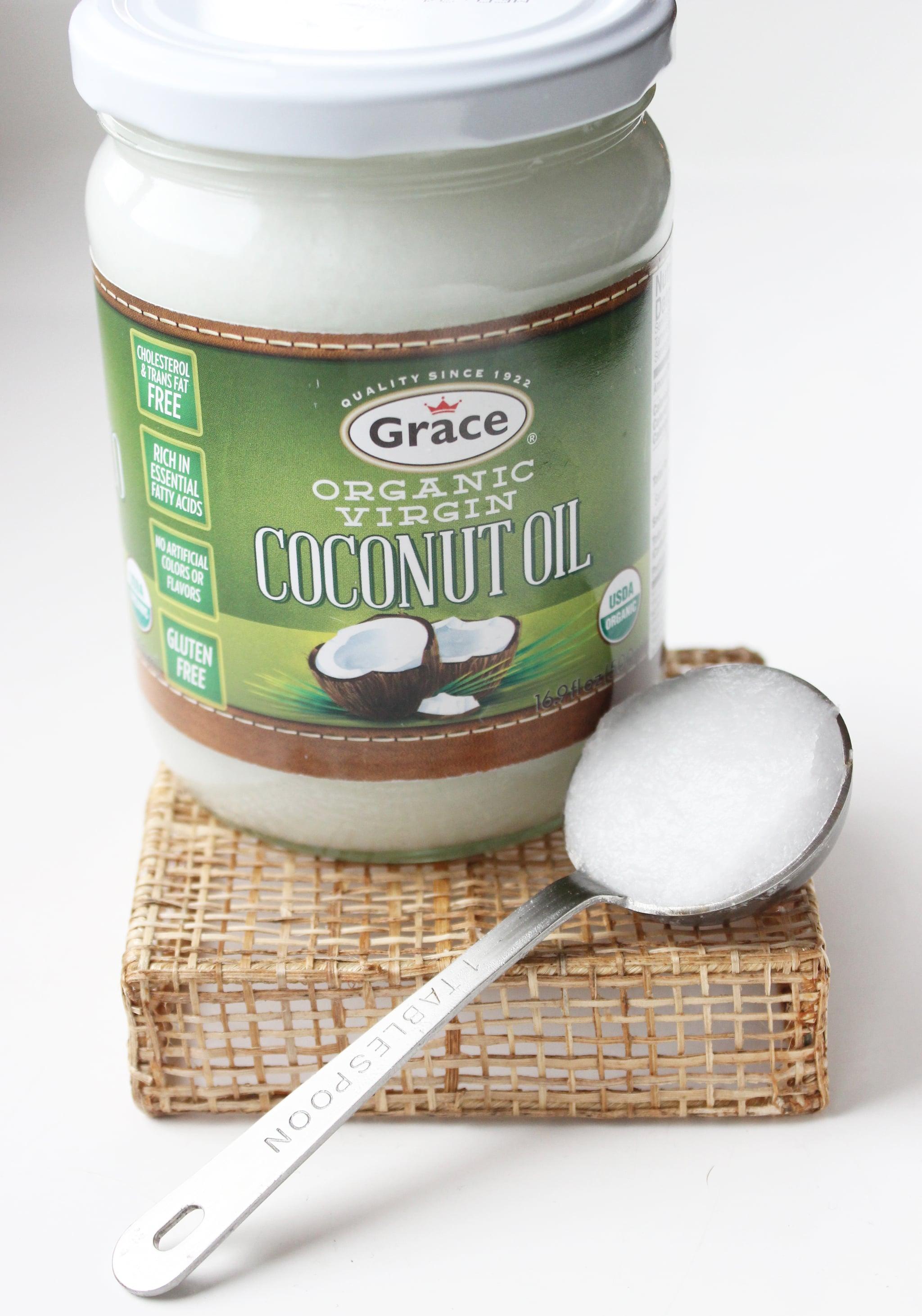 reasons to use coconut oil popsugar fitness. Black Bedroom Furniture Sets. Home Design Ideas