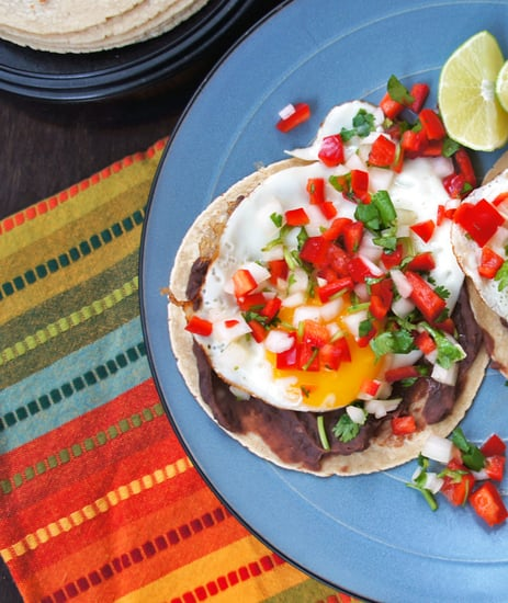 Healthy Huevos Rancheros