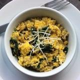 Quinoa Egg Scramble Recipe