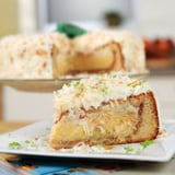 Key Lime Pie in a Coconut Cake