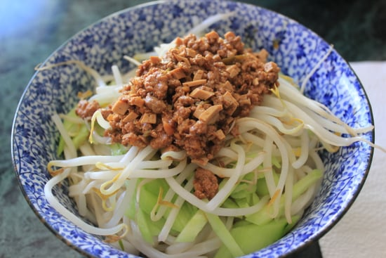 Chinese Bolognese Noodles
