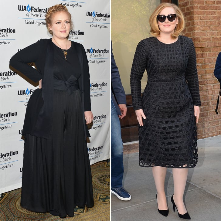 How Adele Lost Weight | POPSUGAR Fitness
