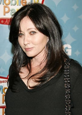Shannen Doherty Might Return to 90210 Remake
