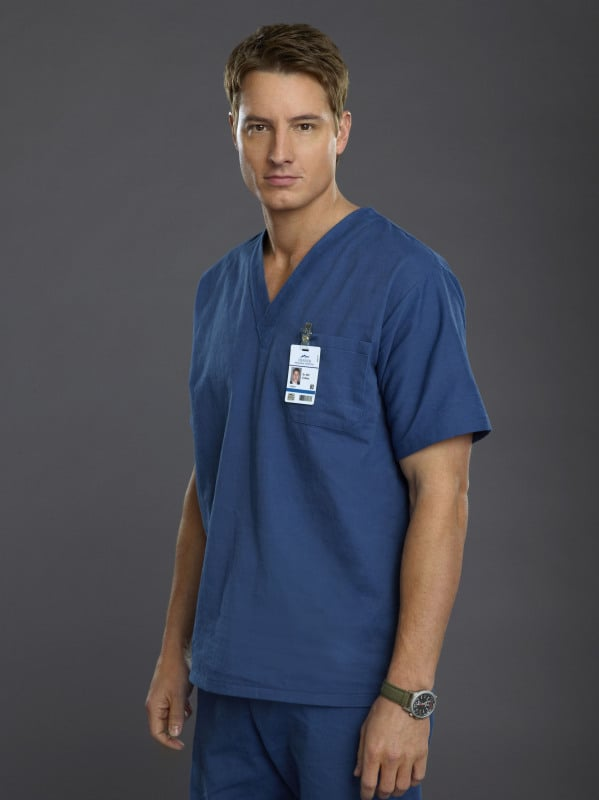 Justin Hartley as Will on Emily Owens, M.D.