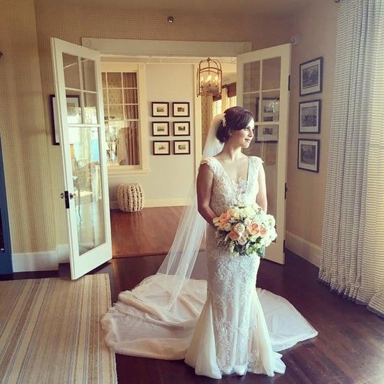 Robe de Mariée de Sasha Cohen