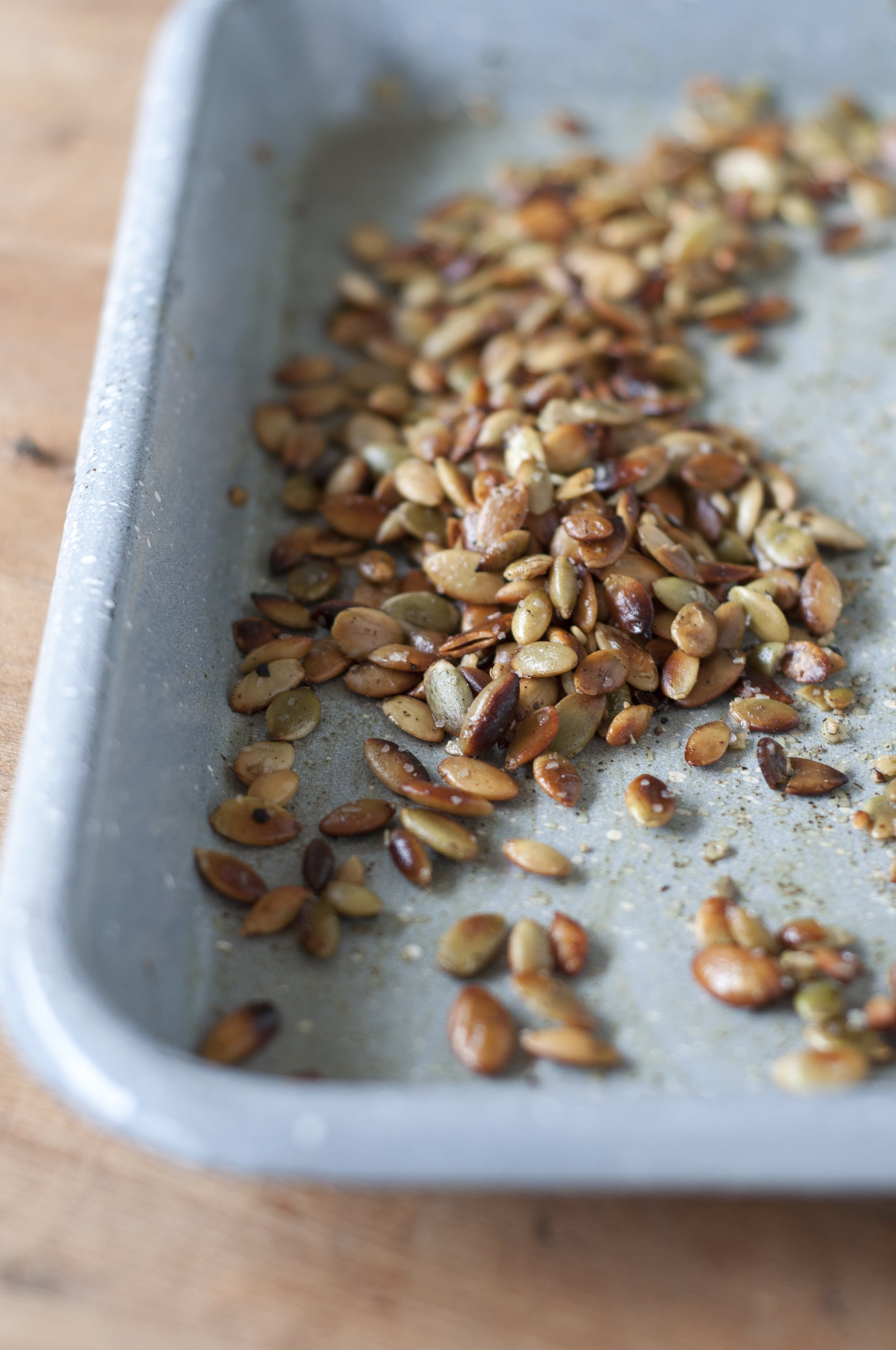 Totally Addictive Metabolism-Boosting Spiced Pumpkin Seeds