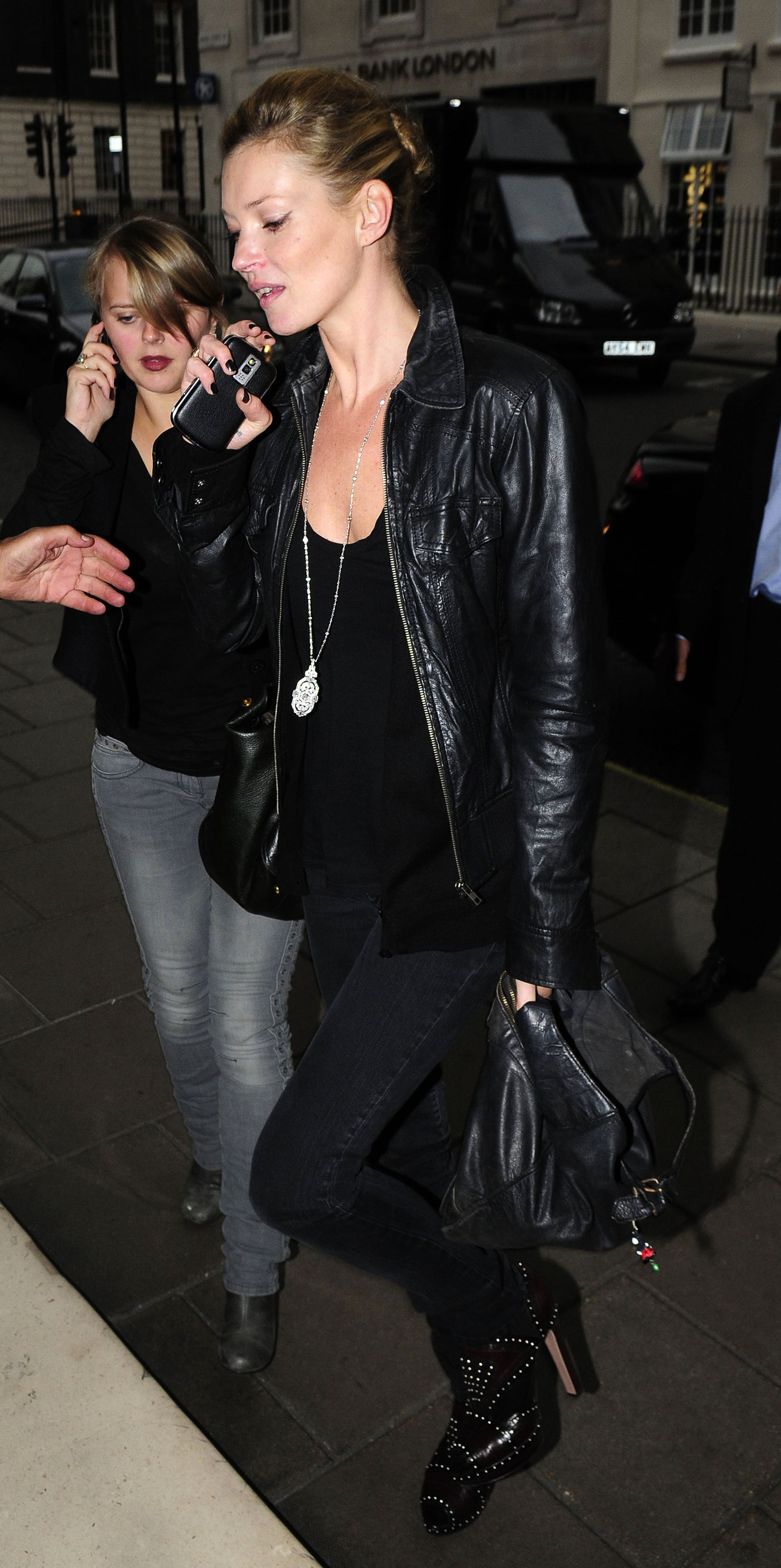 Gallery of Pictures of Kate Moss and Jamie Hince out in ...