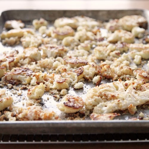 Barefoot Contessas Parmesan Chicken: Roast Cauliflower With Breadcrumbs And Parmesan
