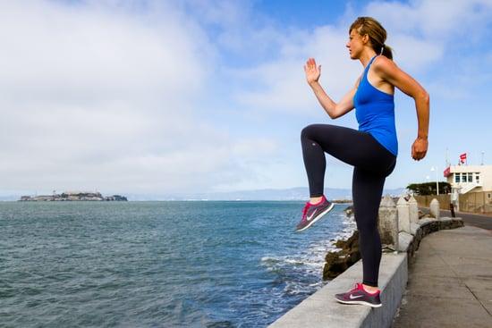Outdoor Bench Workout Popsugar Fitness