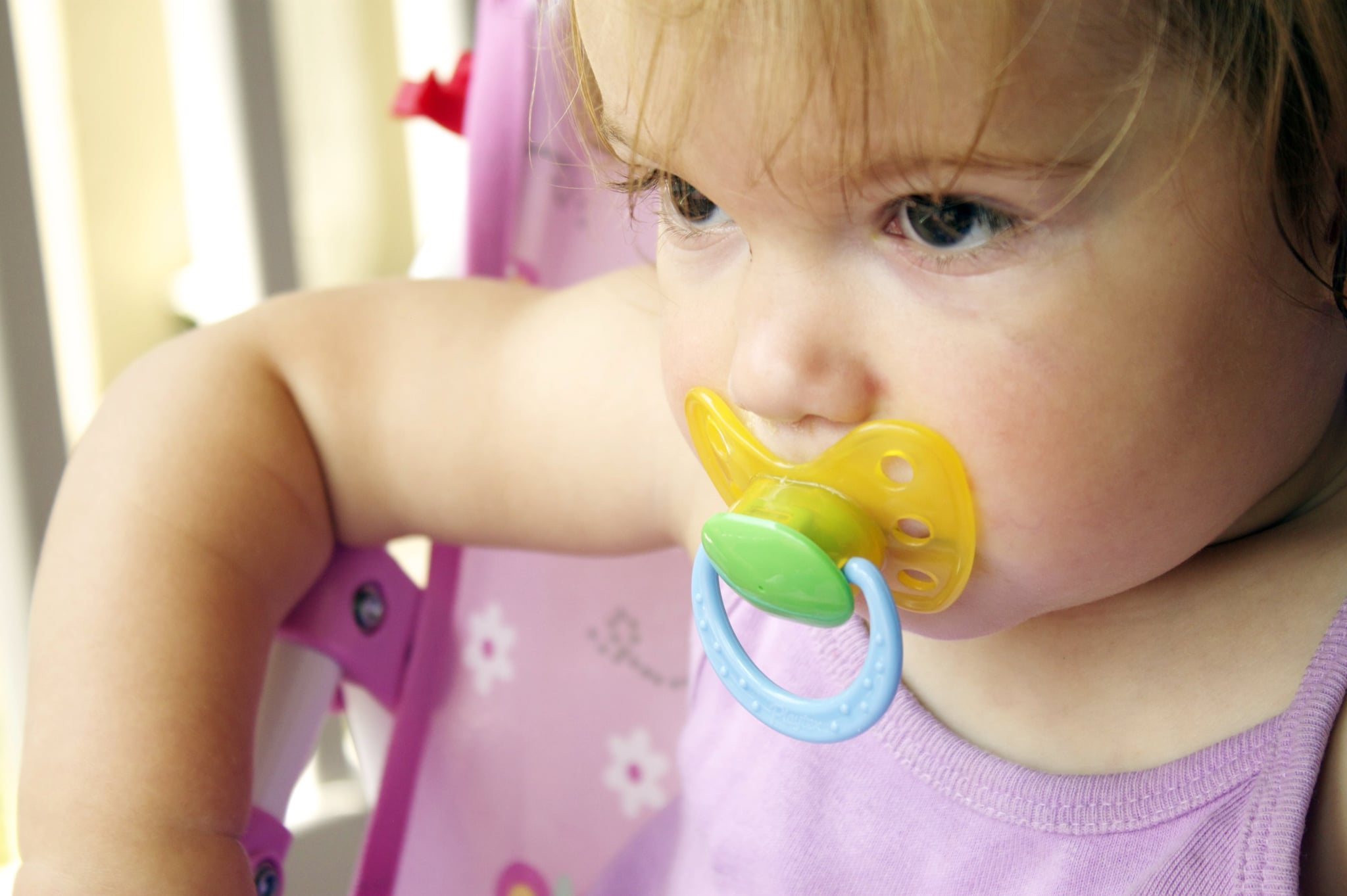 How to Wean Your Child From the Pacifier | POPSUGAR Moms