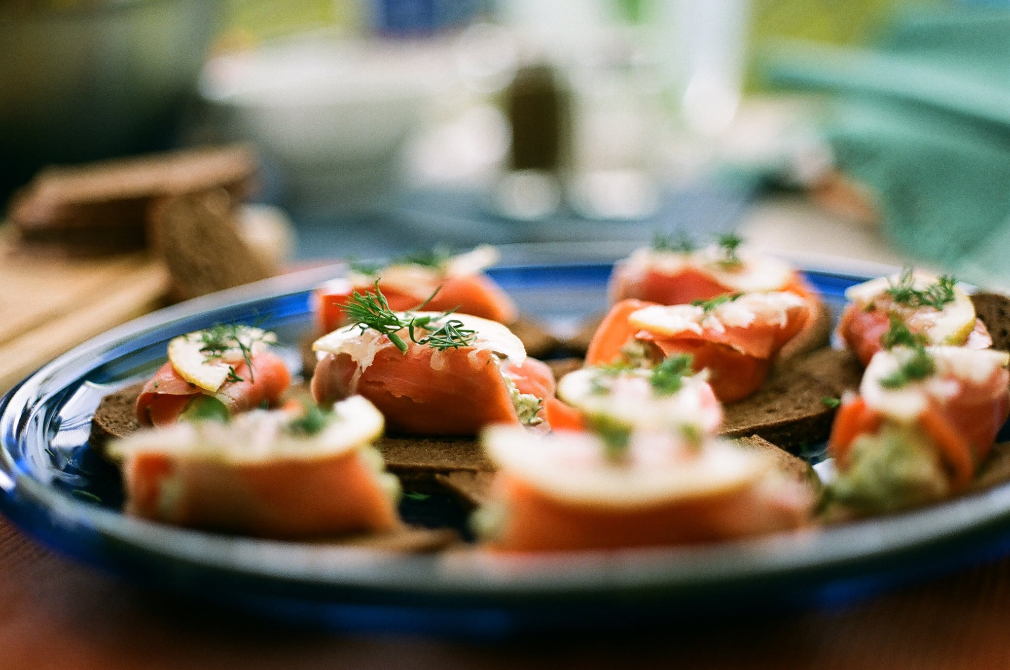 how to make smoked salmon lox