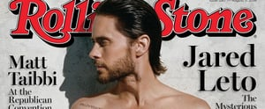 Jared Leto Is Shirtless on the Cover of Rolling Stone, So Today Is a Really Good Day