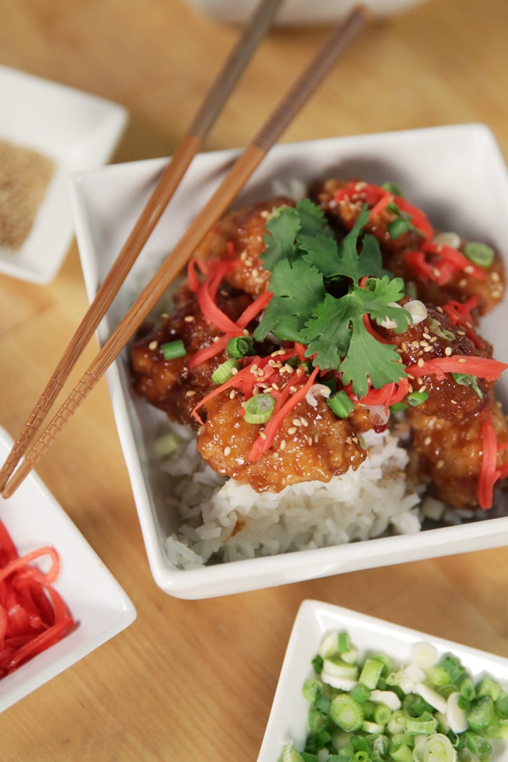 Sesame chicken recipe popsugar food forumfinder Gallery