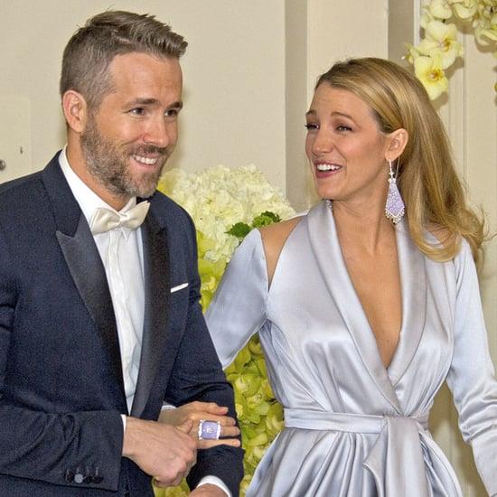 Ryan Reynolds's Blake Lively Sex Quote MTV Movie Awards 2016
