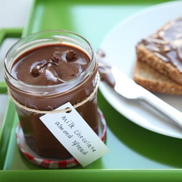 Milk Chocolate Almond Spread